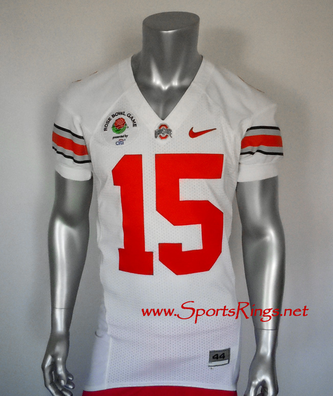 ohio state 15 jersey