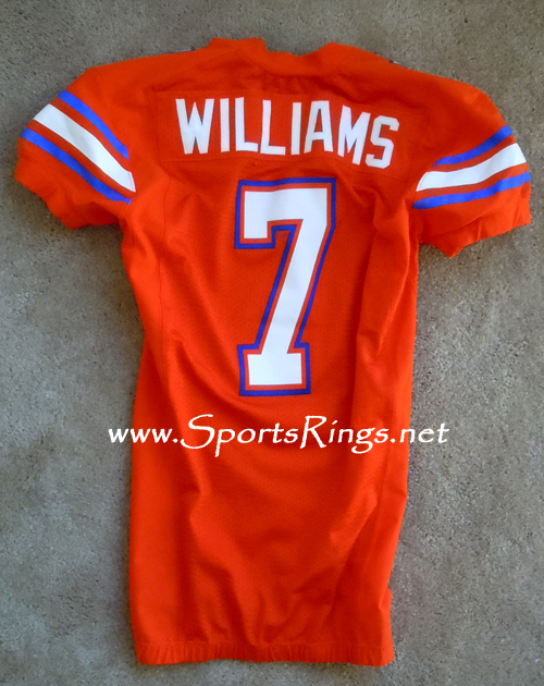 big sale d87af c3fa9 Sports Rings :: Player Game Worn Items :: Florida :: UF ...