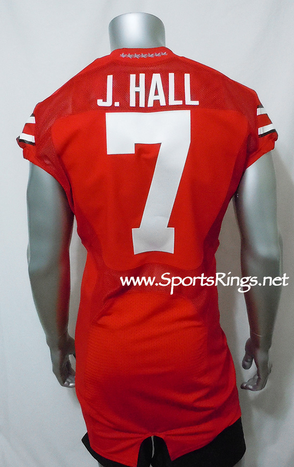 timeless design 164c6 9c4ae authentic osu football jersey