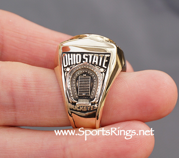 "Sports Rings :: NCAA Championship Rings :: NCAA Football :: 1961 Ohio State Football ""NATIONAL ..."
