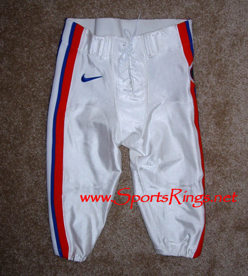 UF Gators Football Nike Game Worn Player's Pants