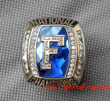 "2010 UF Florida Gators Track ""NCAA National Championship"" Player's Ring-#9 Josh Evans"
