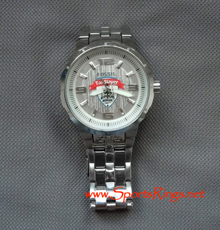 "2011 UF Gators Football ""TaxSlayer Gator Bowl Championship"" Player's Watch!!"