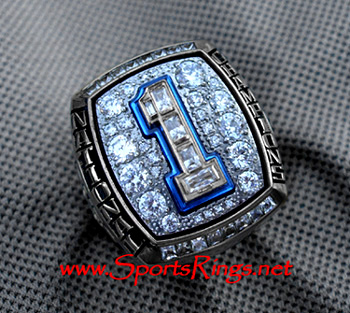 "2008 UF Florida Gators ""NATIONAL CHAMPIONSHIP"" Authentic Players Ring"