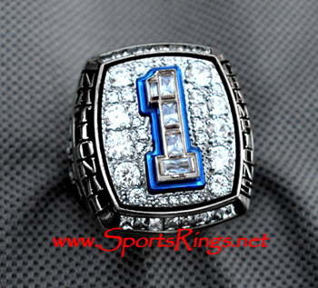 "2008 UF Florida Gators ""NATIONAL CHAMPIONSHIP"" **All-American Starting** Players Ring"
