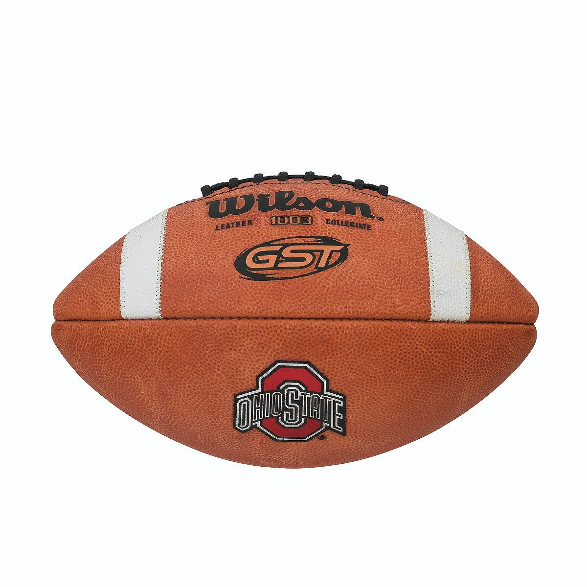 2014 Ohio State Buckeye Football Official On-Field Game Ball