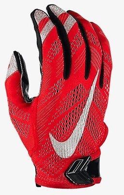 "2015 Ohio State Football ""College Football Playoff"" Nike Special Diamond Edition Game Worn Gloves"