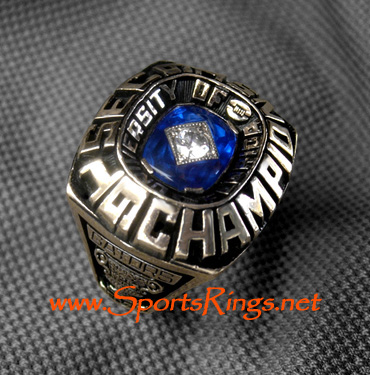 "1991 UF Gators Football ""SEC Championship"" 10K Player's Ring"