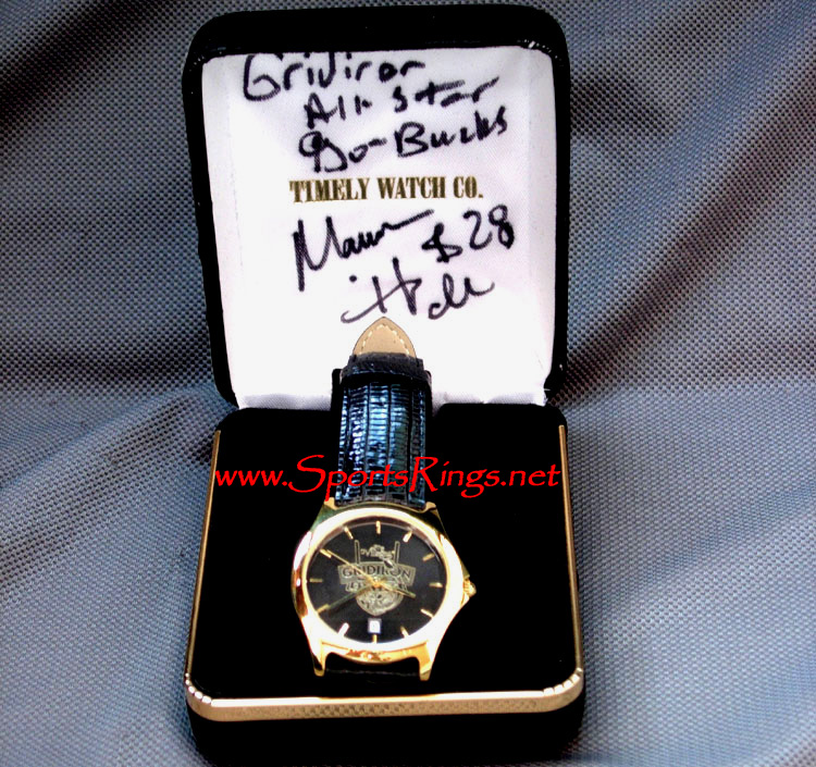 "2003 Ohio State Football ""GridIron Classic"" Player's Watch"