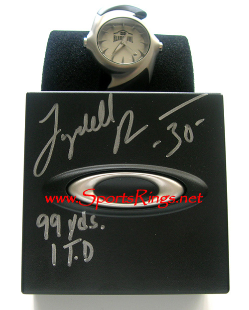 "2004 Ohio State Football ""Alamo Bowl"" Player's Watch"