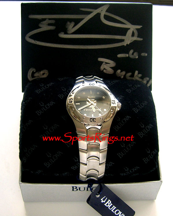 "2006 Ohio State Football ""Fiesta Bowl"" Player's Watch"