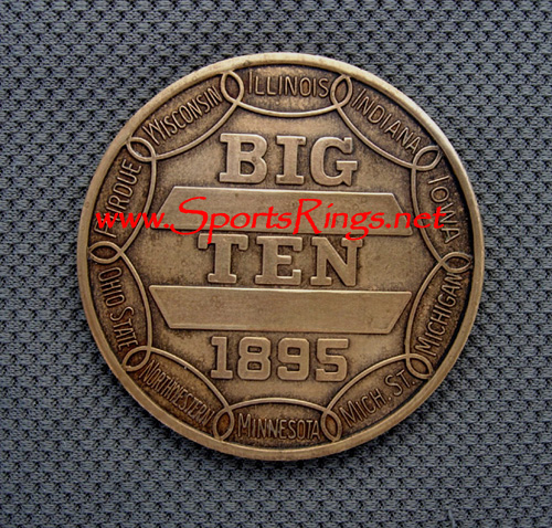 1968 Ohio State Football Game Toss/Flip Coin